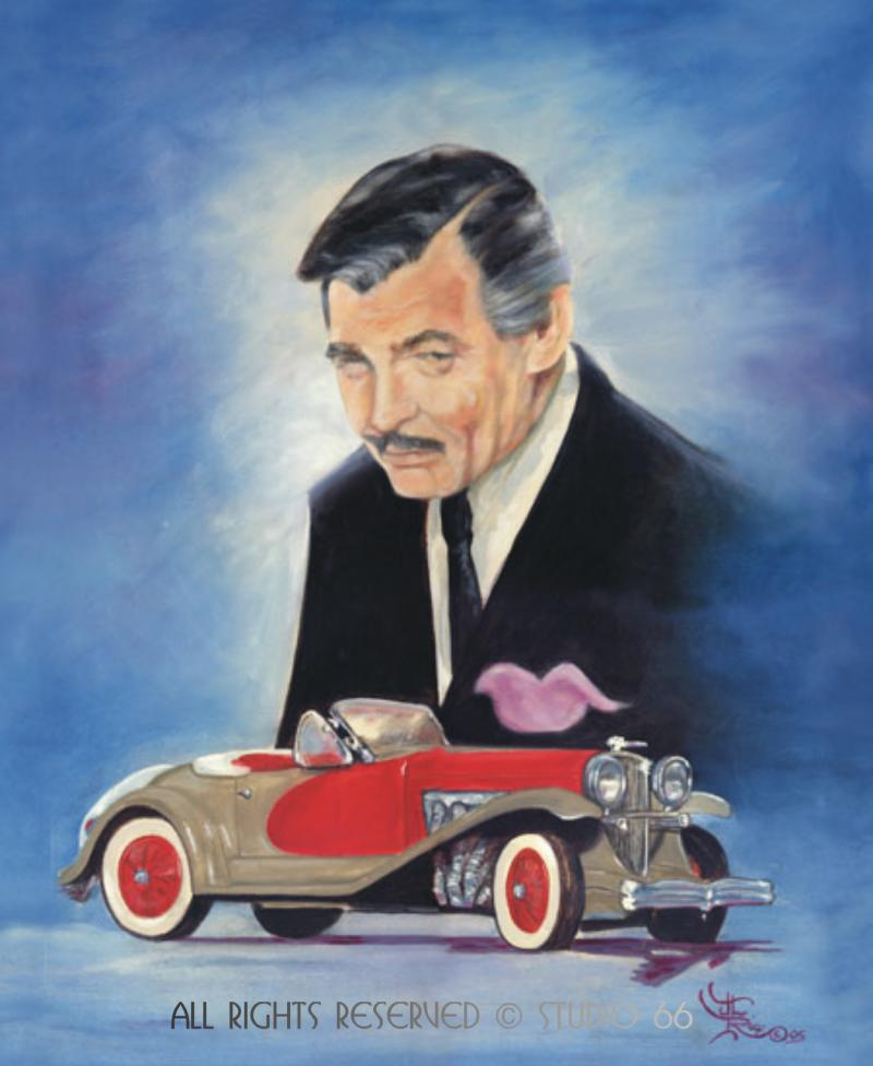 """Gable & His Duesey"""
